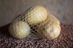 patate rete cellulosa