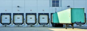 container porta di carico