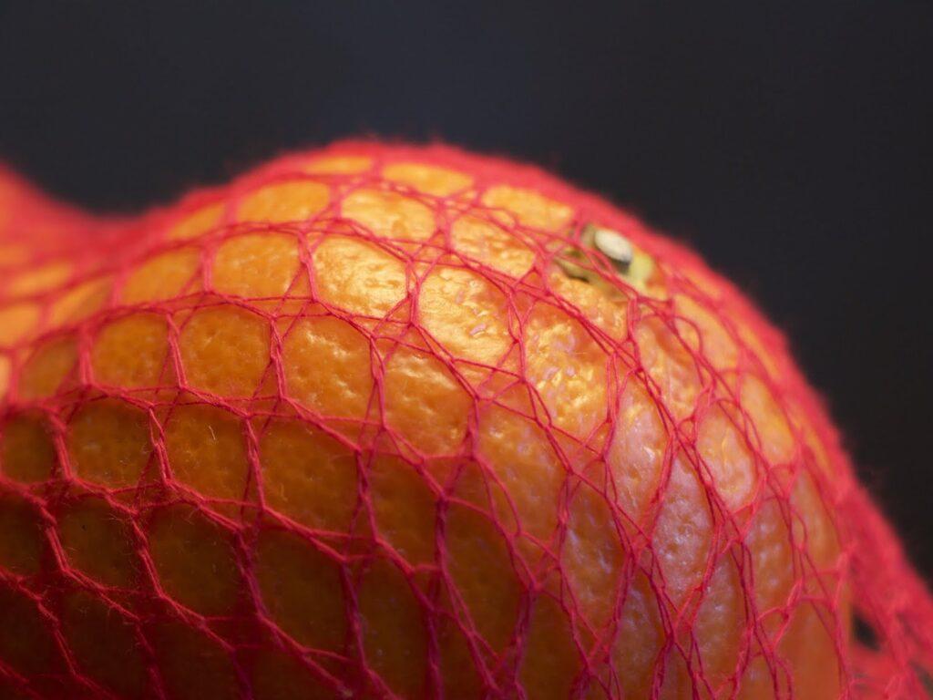 arancia rete cellulosa